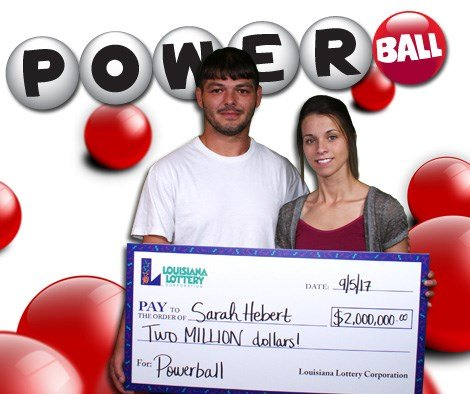 Louisiana mother-of-three claims $2 million winning Powerball ticket