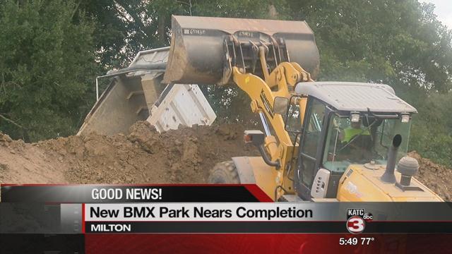 New BMX park coming to Lafayette Parish