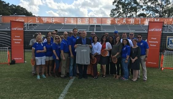 LUS Fiber partners with Lafayette Soccer Association / LUS