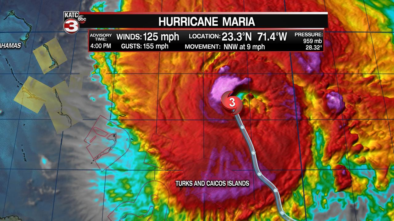 Mandatory evacuation issued for Hatteras Island visitors ahead of Hurricane Maria