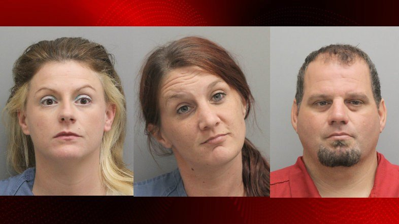 Rothman, Wright, Oubre / Thibodaux Police
