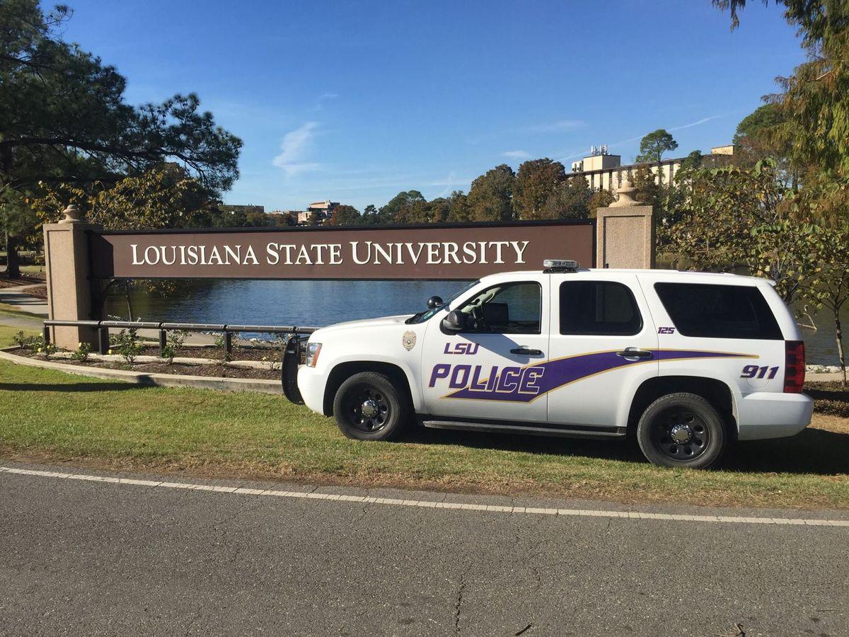 LSU Police / Facebook