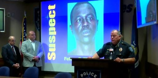 Felton Thompson arrested in death of 10-year-old in Lake Charles / KPLC