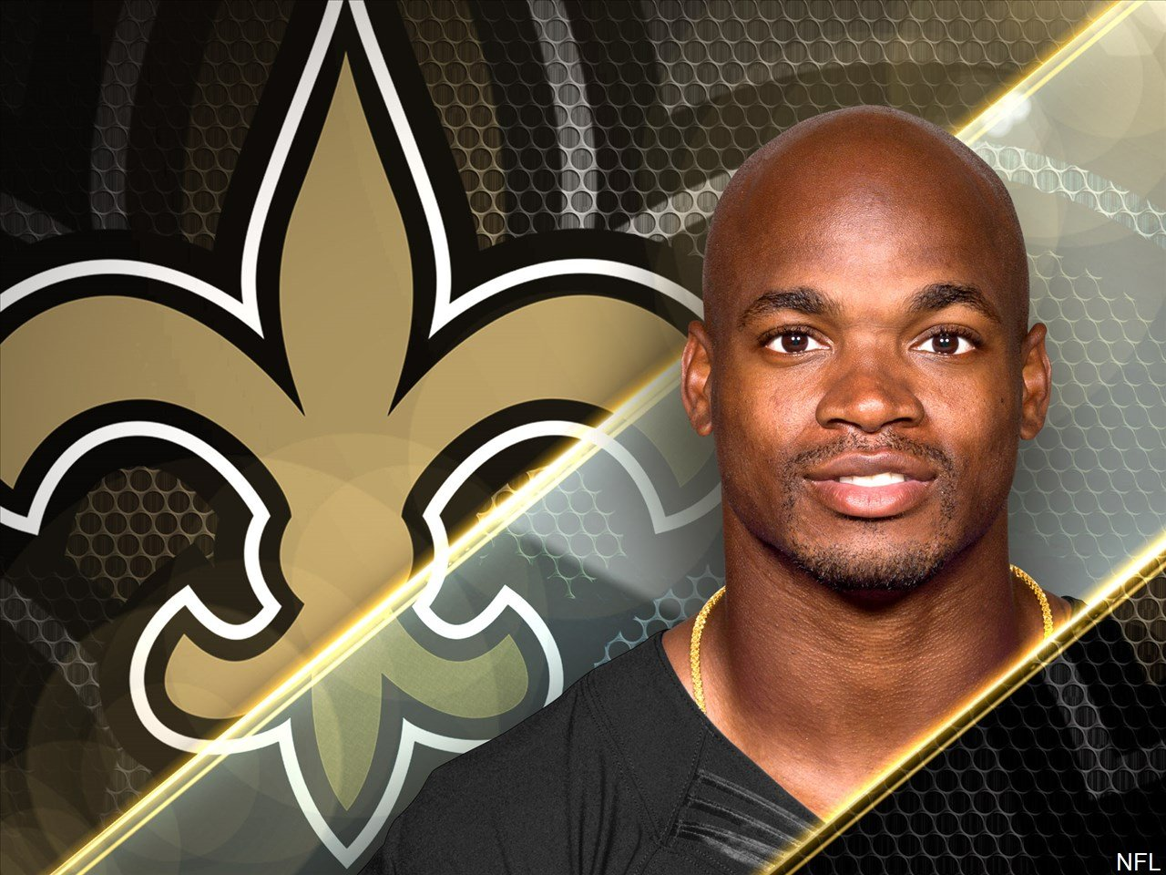 Adrian Peterson / MGN Online, NFL