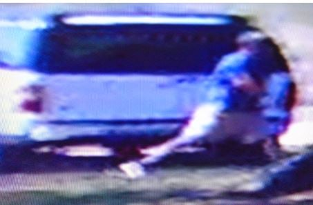 Identity of suspect sought by police
