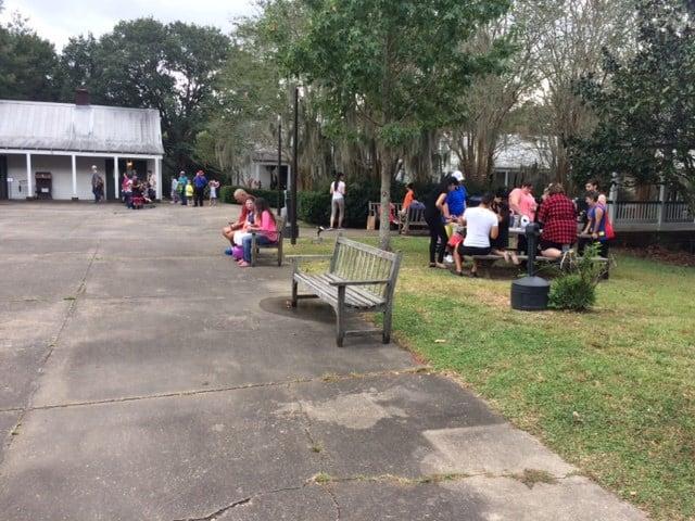 Vermilionville hosts their Boo Bayou Fall Festival