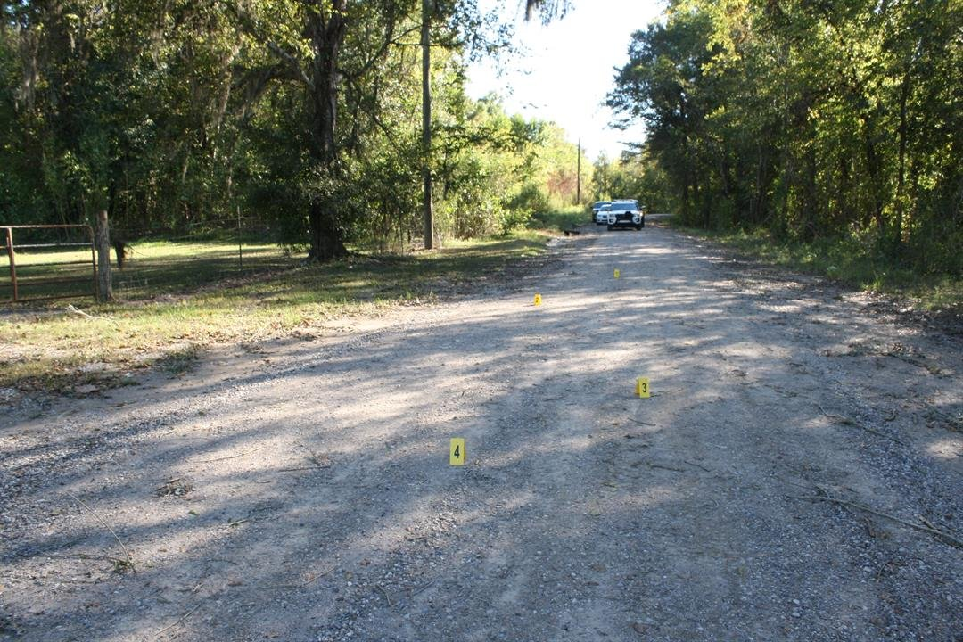 Scene of argument and shooting in Port Barre / St. Landry Parish Crime Stoppers