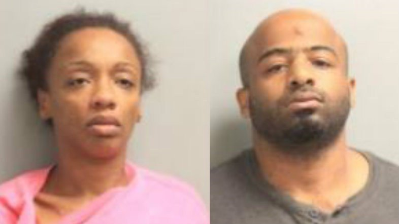 Ebony and Matthew Sonnier / Rapides Parish Sheriff's Office