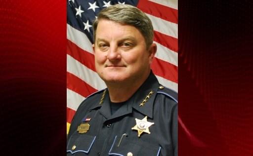 Sheriff Mark Hebert