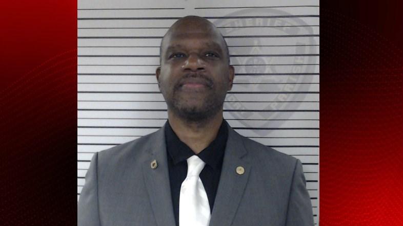 Opelousas Mayor Reggie Tatum