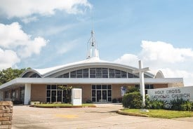 Holy Cross Catholic Church / The Diocese of Houma Thibodaux