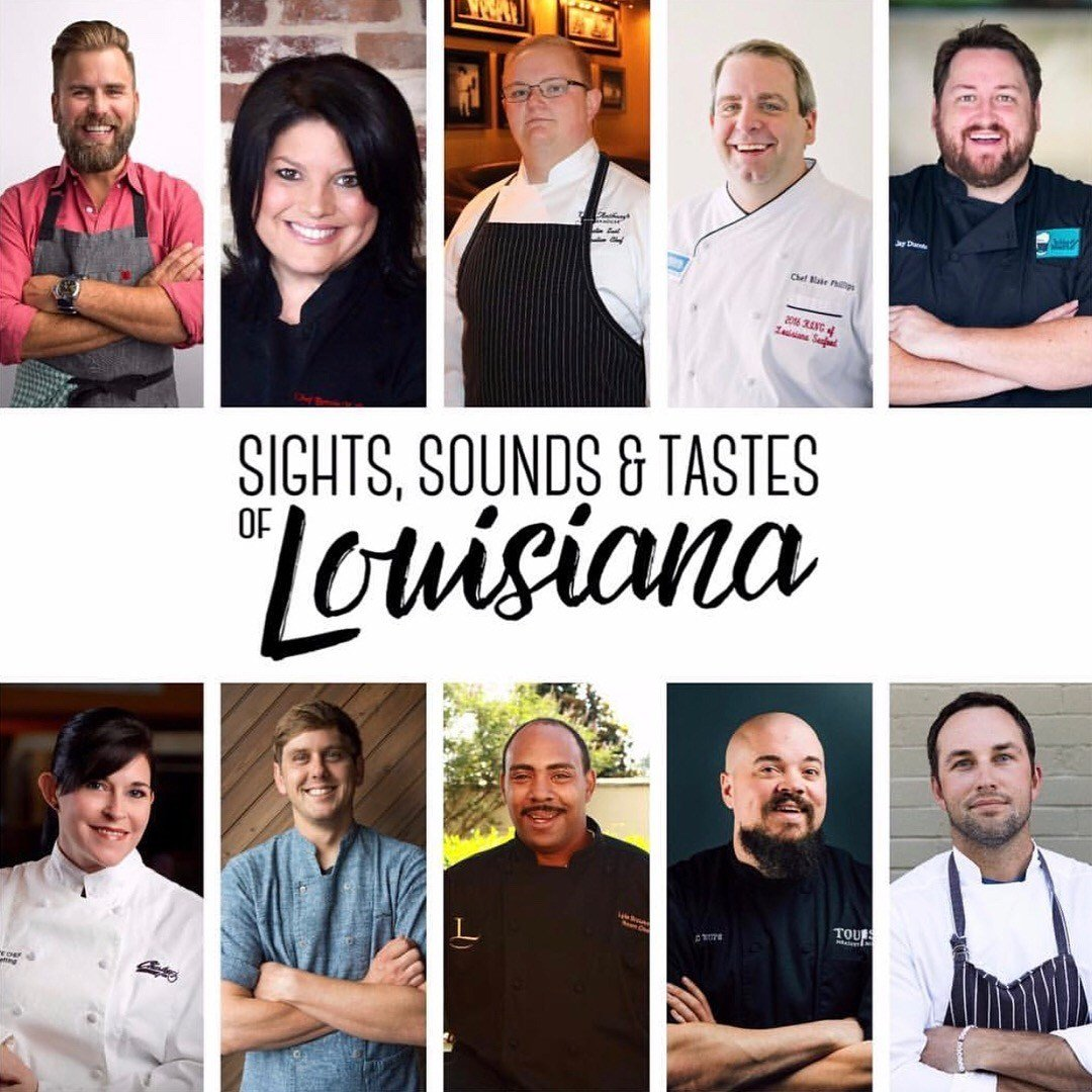 New Yorkers get a taste of Louisiana / Courtesy: Lafayette Travel