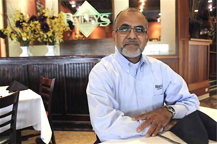 Ema Haq, owner of Bailey's