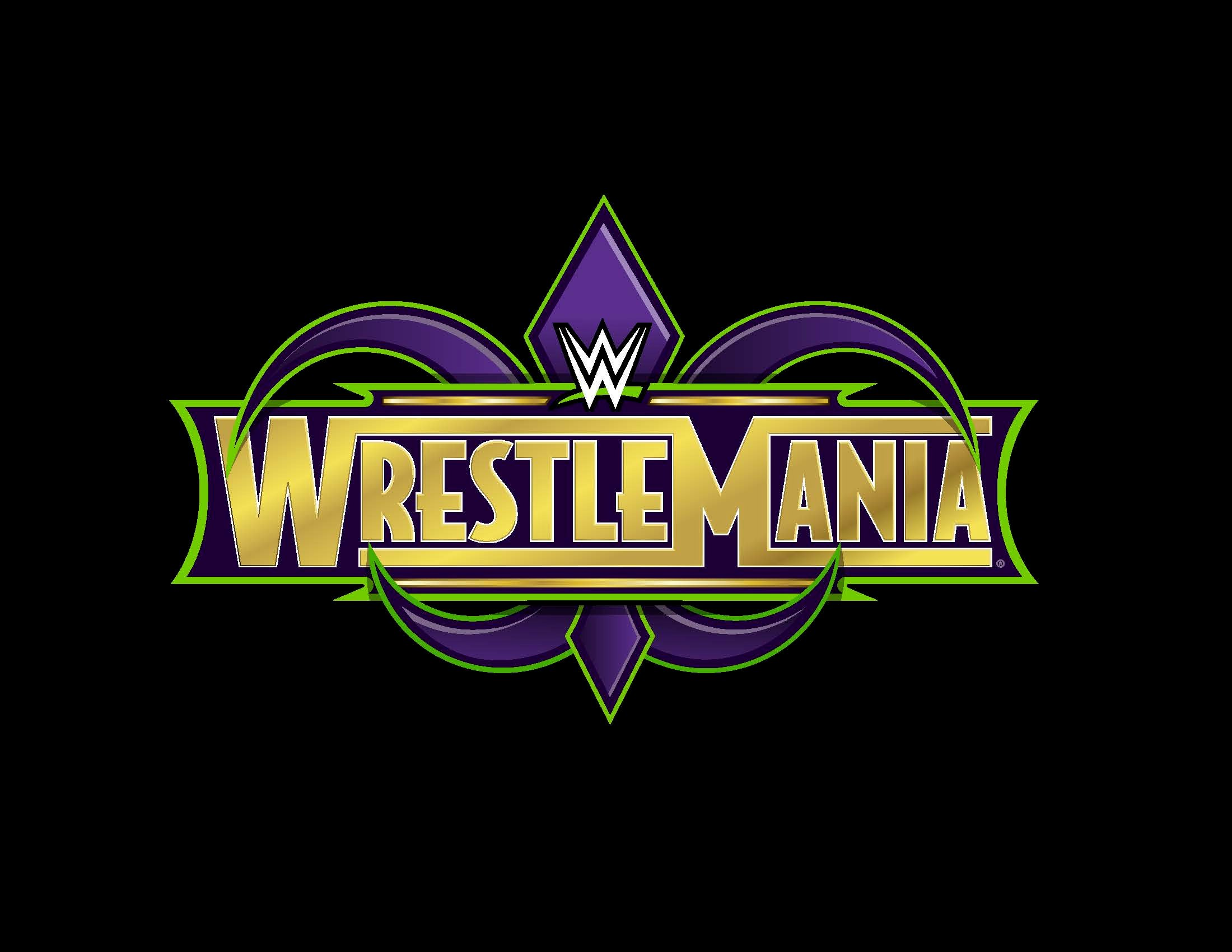 WrestleMania XXXIV Logo (Courtesy: WWE)