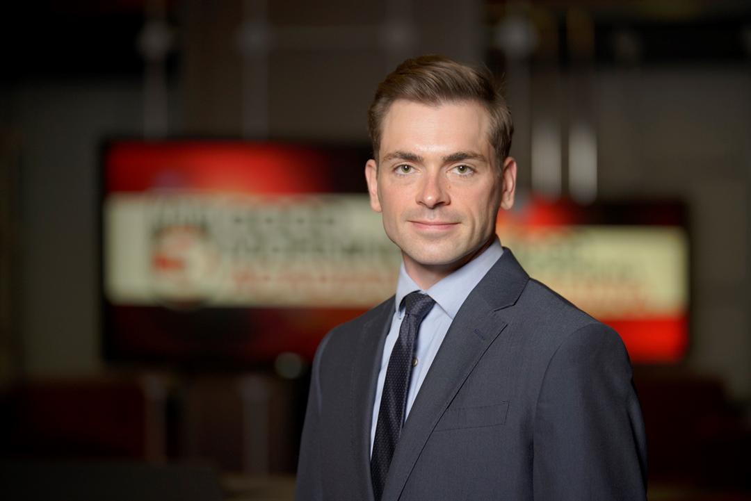 Reporter Josh Meny