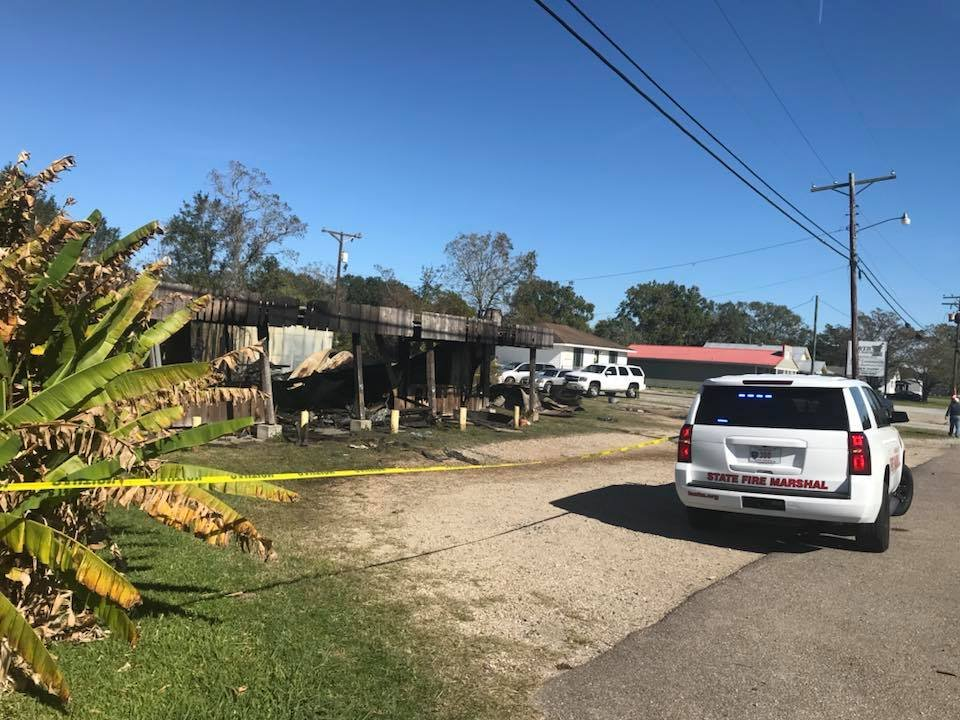 One dead in Henderson commercial fire / Courtesy: State Fire Marshal's Office