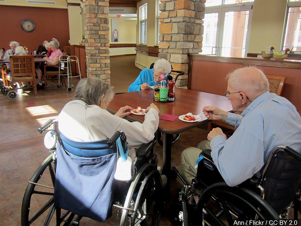 nursing home / MGN Online