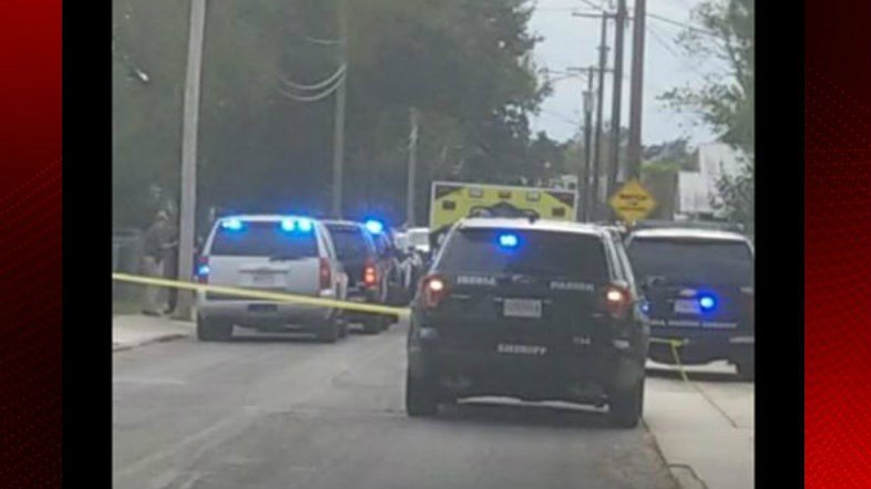 Rosier Street shooting in New Iberia / Courtesy of Cole Hebert