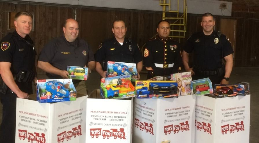 Shelor Motor Mile holding Toys for Tots drive until December 17