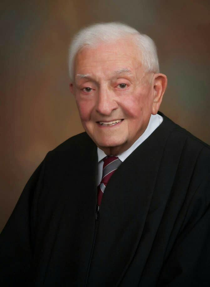 Judge Kaliste Saloom, Jr. (Courtesy: Saloom Family)