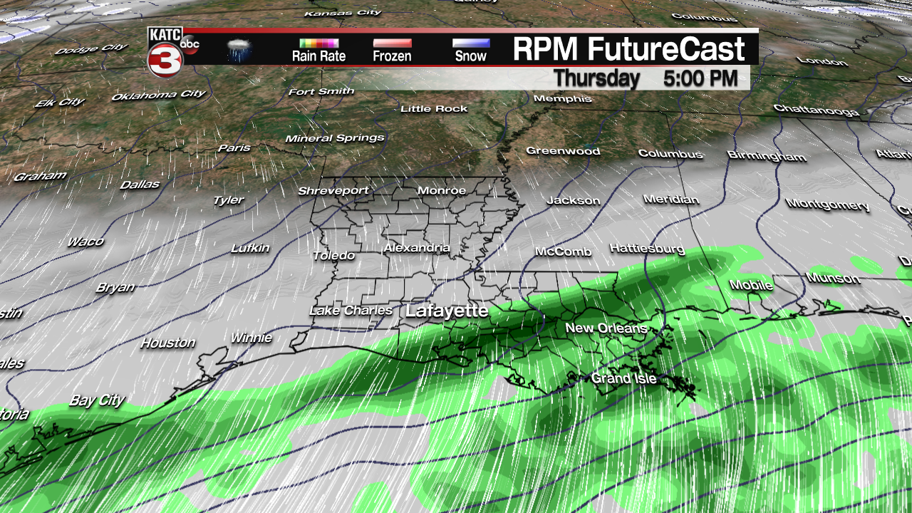 Rain and sleet Thursday, light snow possible overnight in Houston area