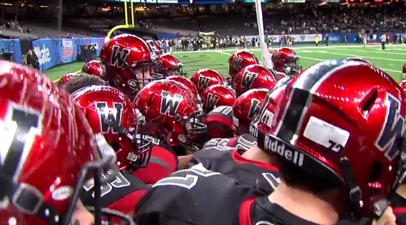 Welsh Greyhounds take on St. Helena at the Superdome / KATC Sports
