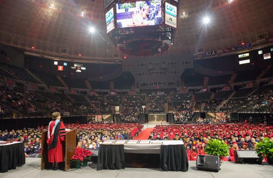 Doug Dugas / University of Louisiana at Lafayette