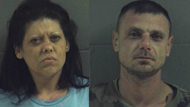 Shane and Sylvia Baker / Livingston Parish Sheriff's Office