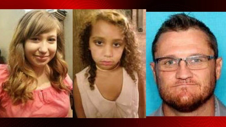 Amber alert for 2 missing Texas girls who may have been kidnapped