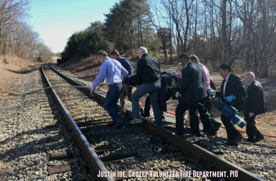 Community raises thousands for Virginia dad killed in Amtrak crash