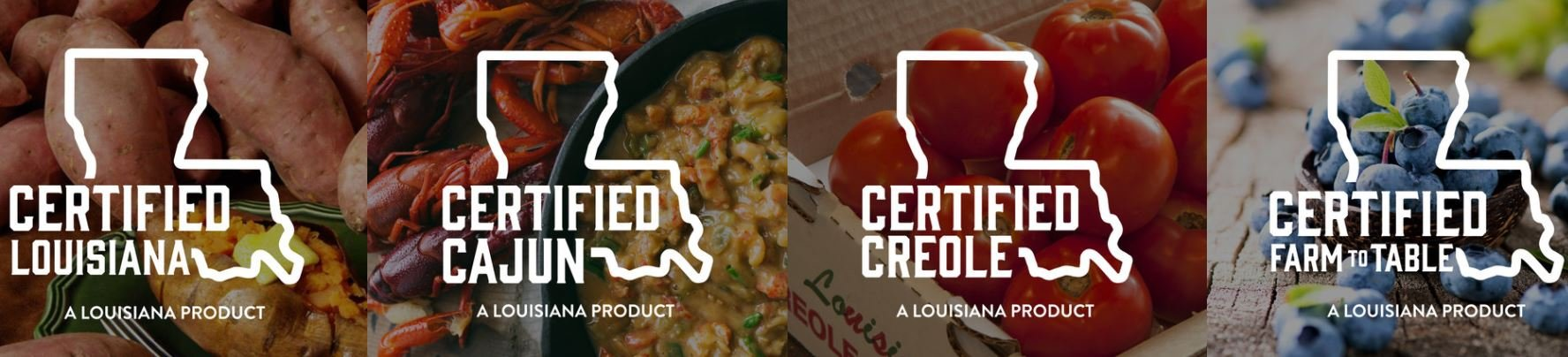 Agriculture dept. rolls out new 'Certified Louisiana' logos / Courtesy: Louisiana Department of Agriculture
