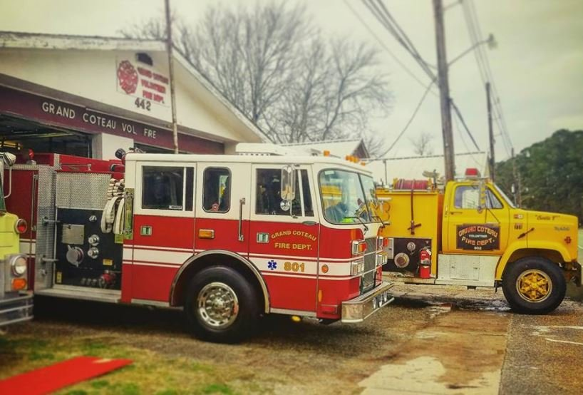 Grand Coteau Volunteer Fire Department