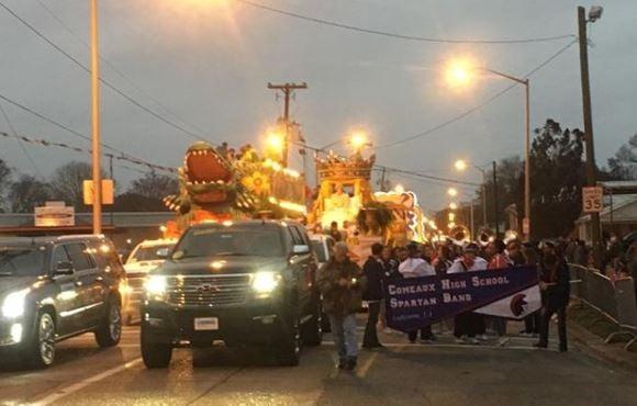 Queen Evangeline Parade / KATC