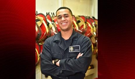 Seaman Cayson Bernard