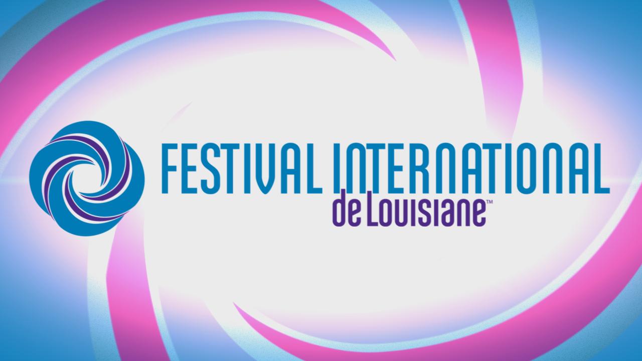 courtesy of Festival International de Louisiane