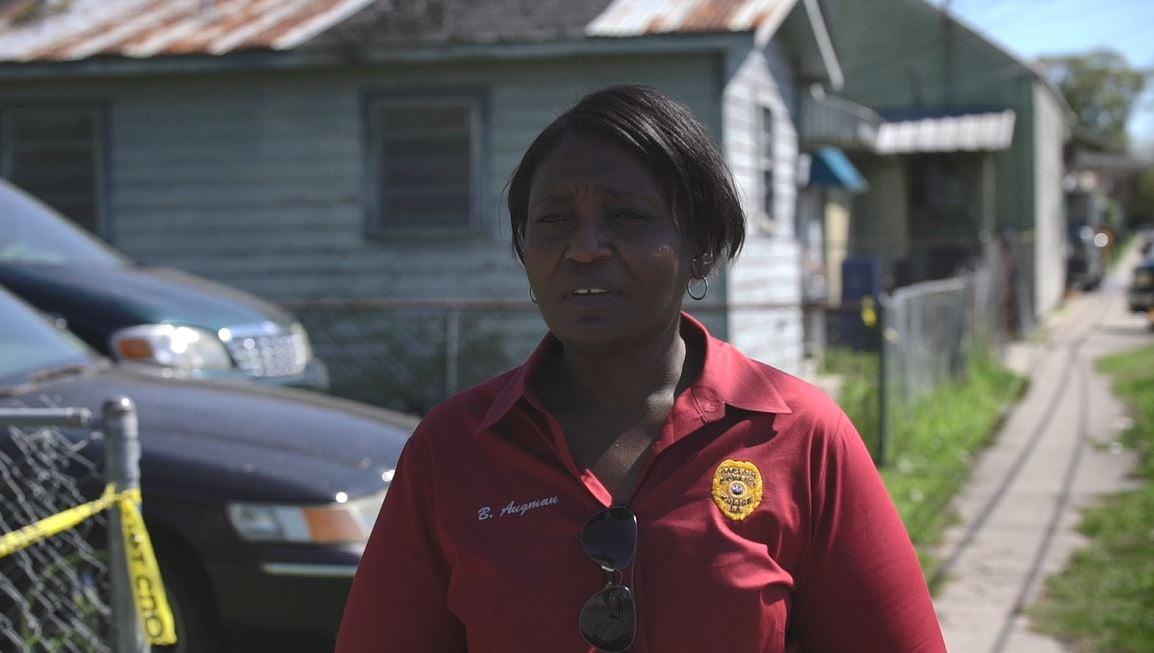 Capt. Betty Augman, spokeswoman for the Morgan City Police Dept.