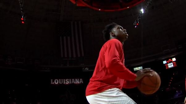LSU holds on for 84-76 win over Louisiana-Lafayette in NIT
