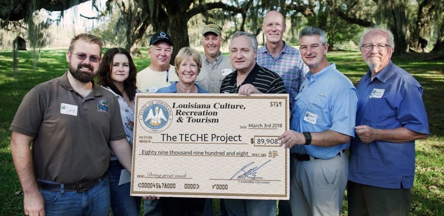 The TECHE Project awarded federal grant / The TECHE Project