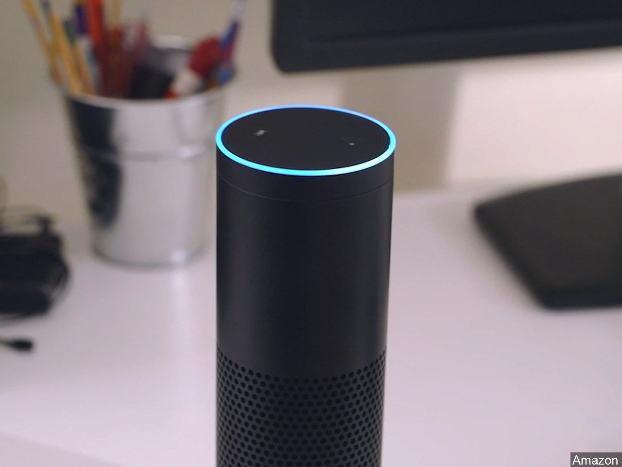 Amazon Echo users report the device laughs without being prompted