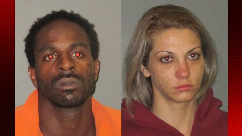 Franklin and Chaney / Courtesy the Advocate / East Baton Rouge Sheriff's Office