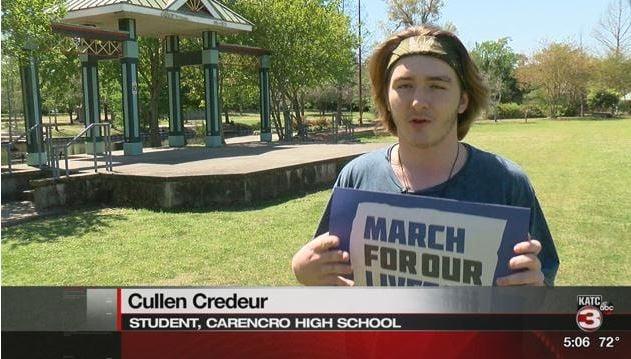 Cullen Credeur