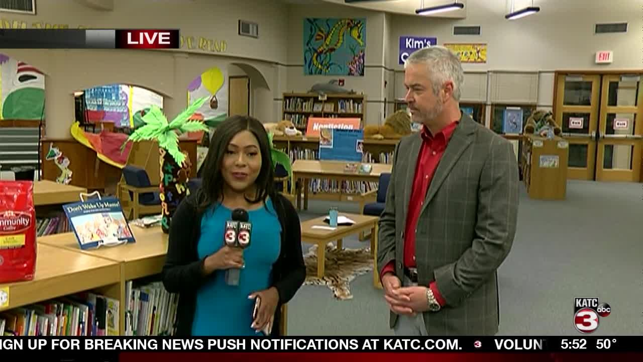 Local high school students receive tips for lockdowns and evacuations