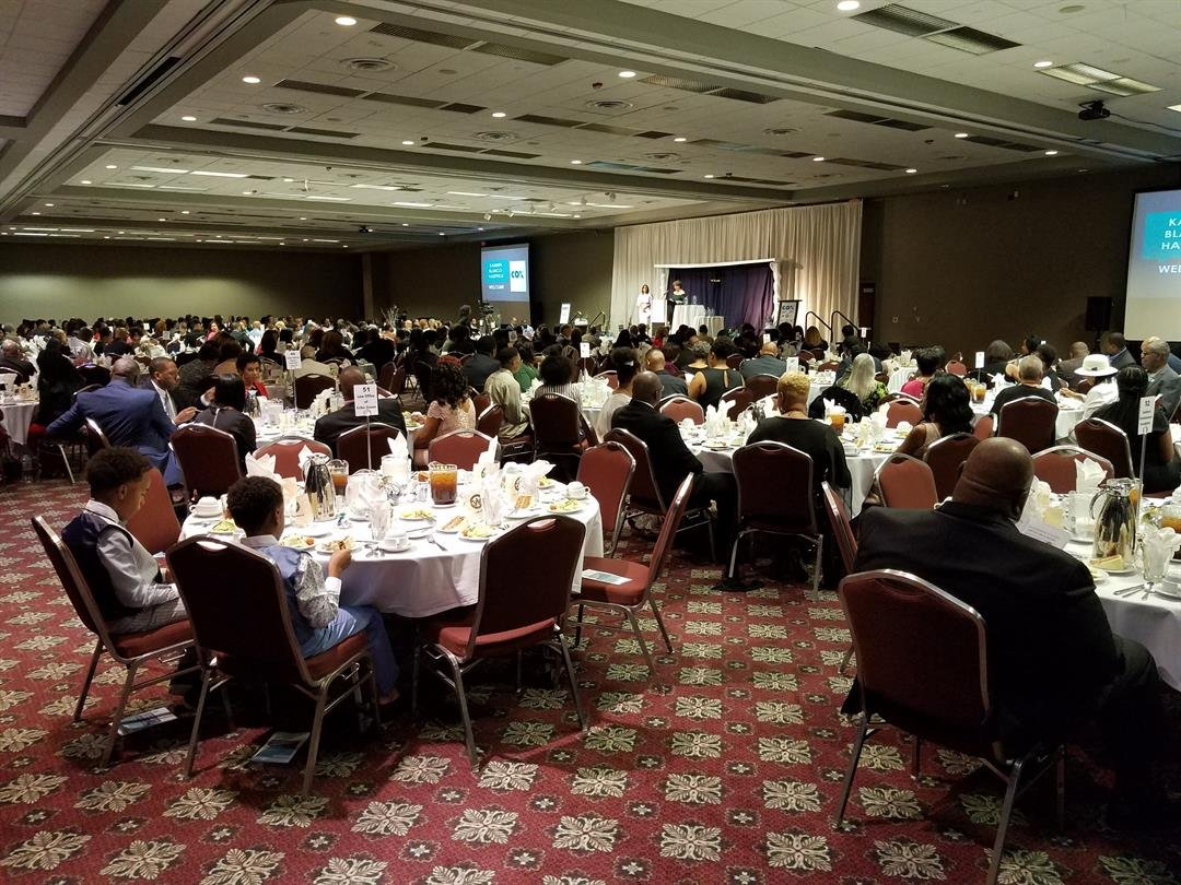 The Greater Southwest Louisiana Black Chamber of Commerce is honoring business leaders and students for helping the community during a ceremony this evening at the Cajundome Convention Center.