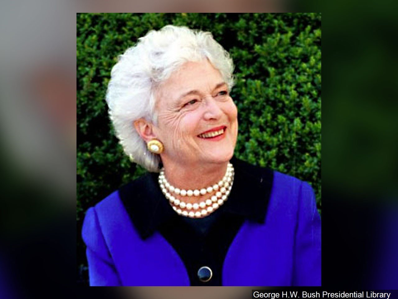 Sports stars, dignitaries arrive to Barbara Bush funeral / MGN Online