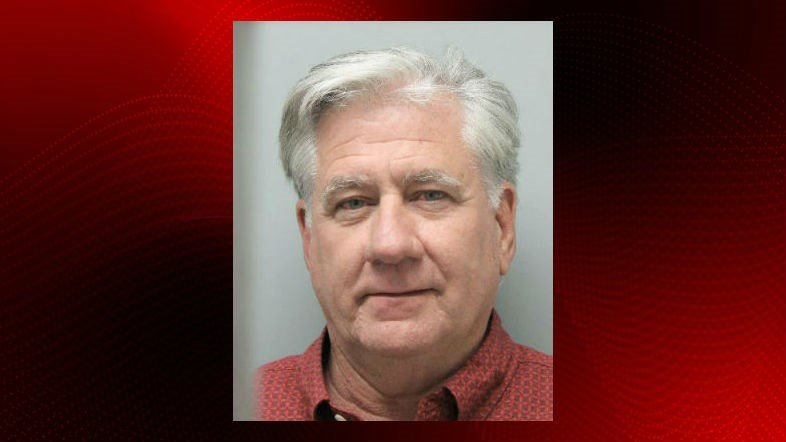 Former Iberia Parish Sheriff Sid Hebert is facing charges of OWI 1st and careless operation.