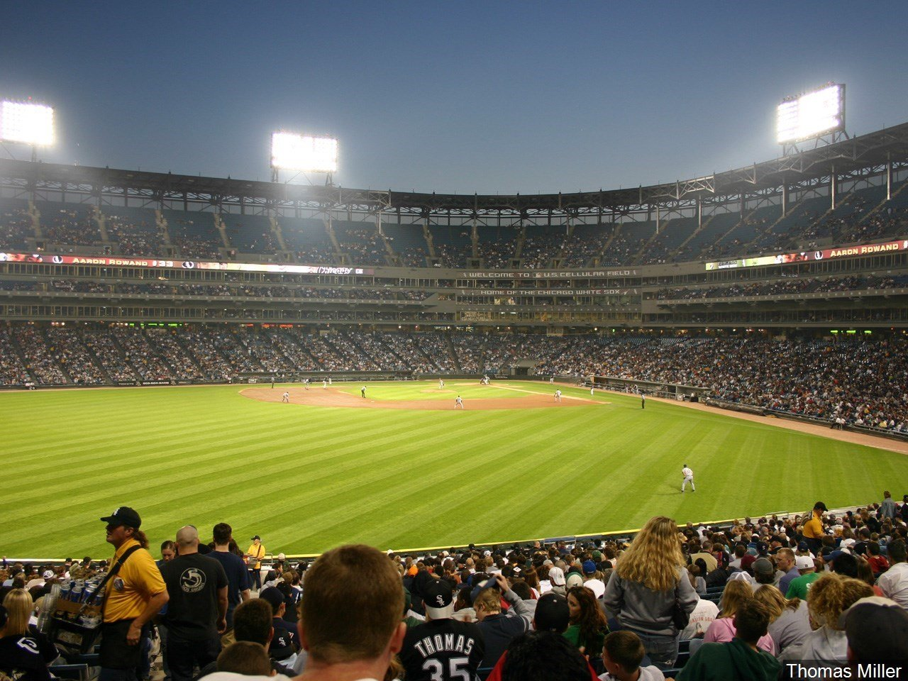 Chicago White Sox Guaranteed Rate Field / MGN Online