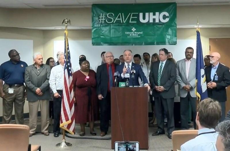 Louisiana health officials send Medicaid termination warnings to 37k beneficiaries