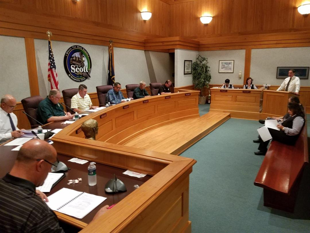Scott City Council talks next year's budget