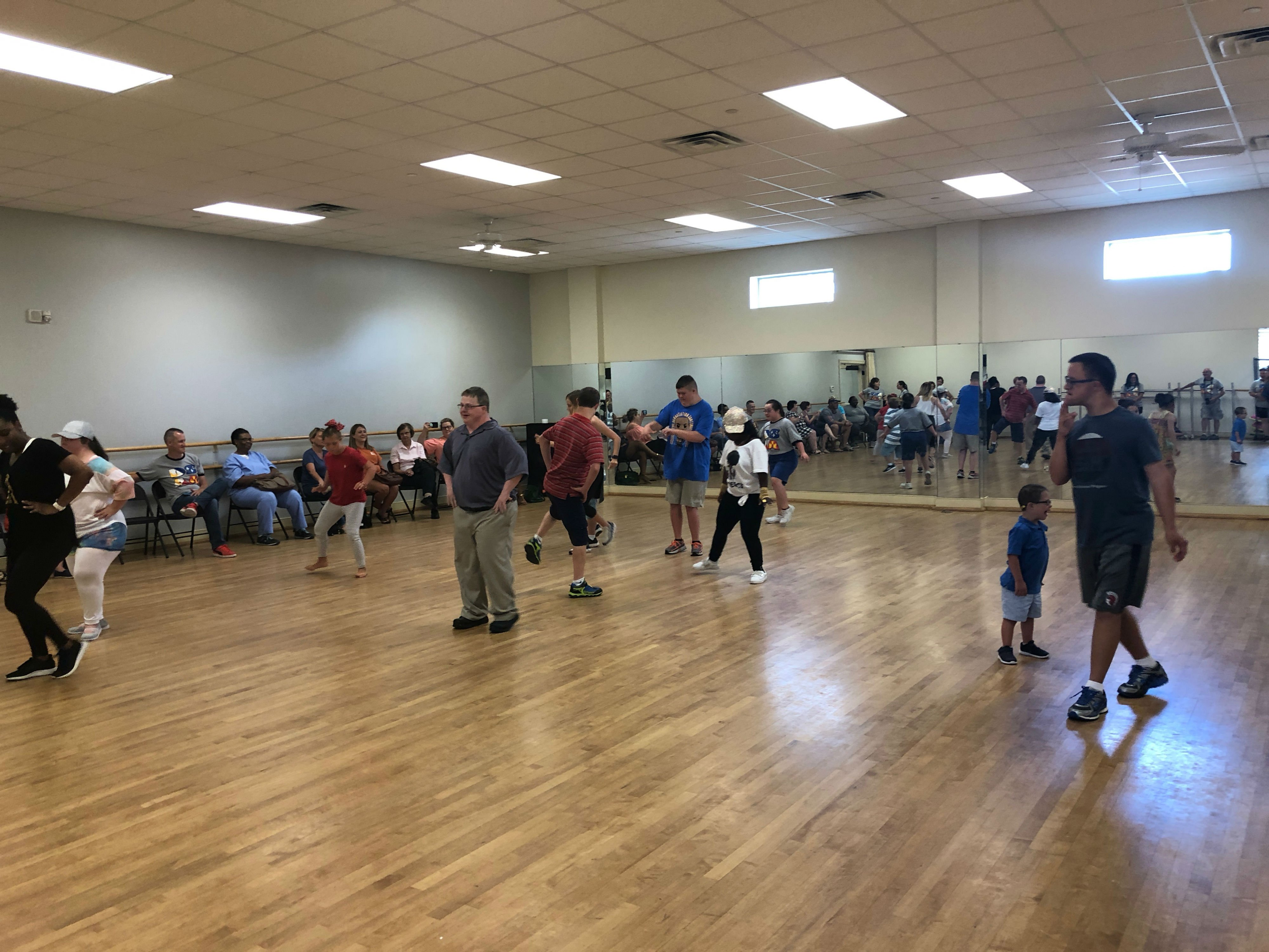 The Down Syndrome Association of Acadiana is hosting a hip-hop dance party at Jill Listi Dance Studio.
