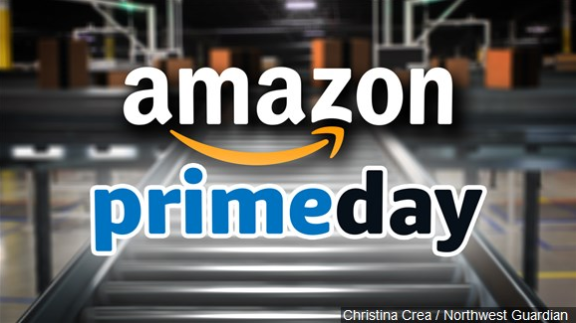 Amazon Prime Day: Site crash infuriates customers
